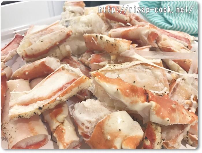 カニ料理 レシピ