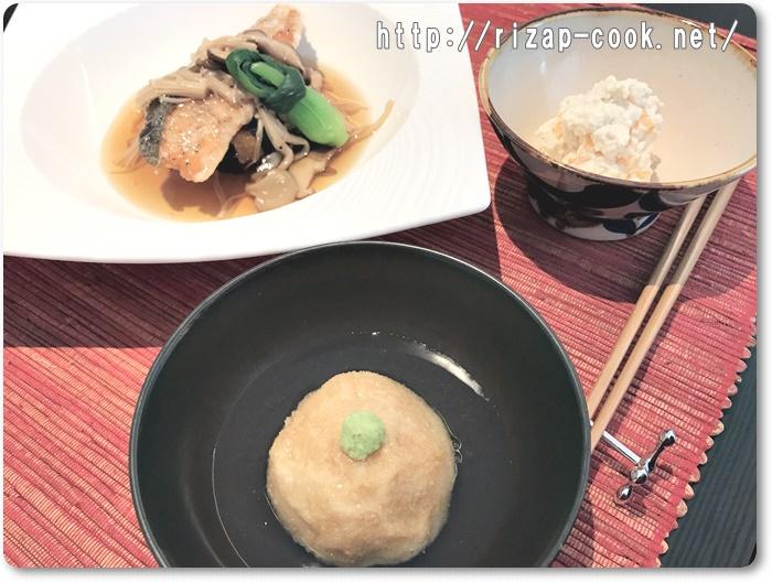 和食の料理教室
