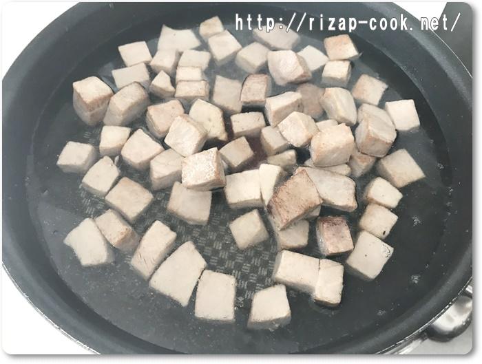 マグロの煮物 レシピ