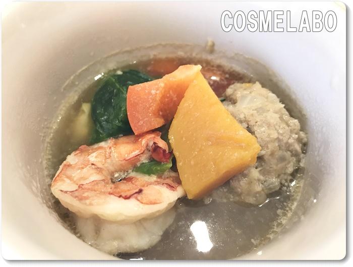 コンソメスープ レシピ