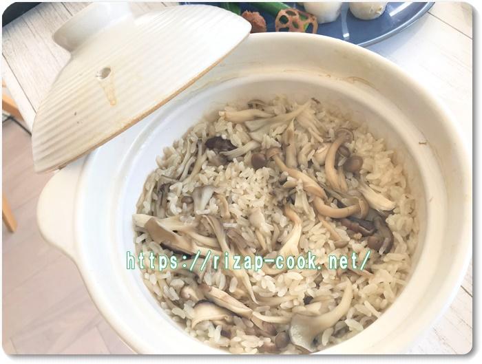 土鍋ご飯 レシピ